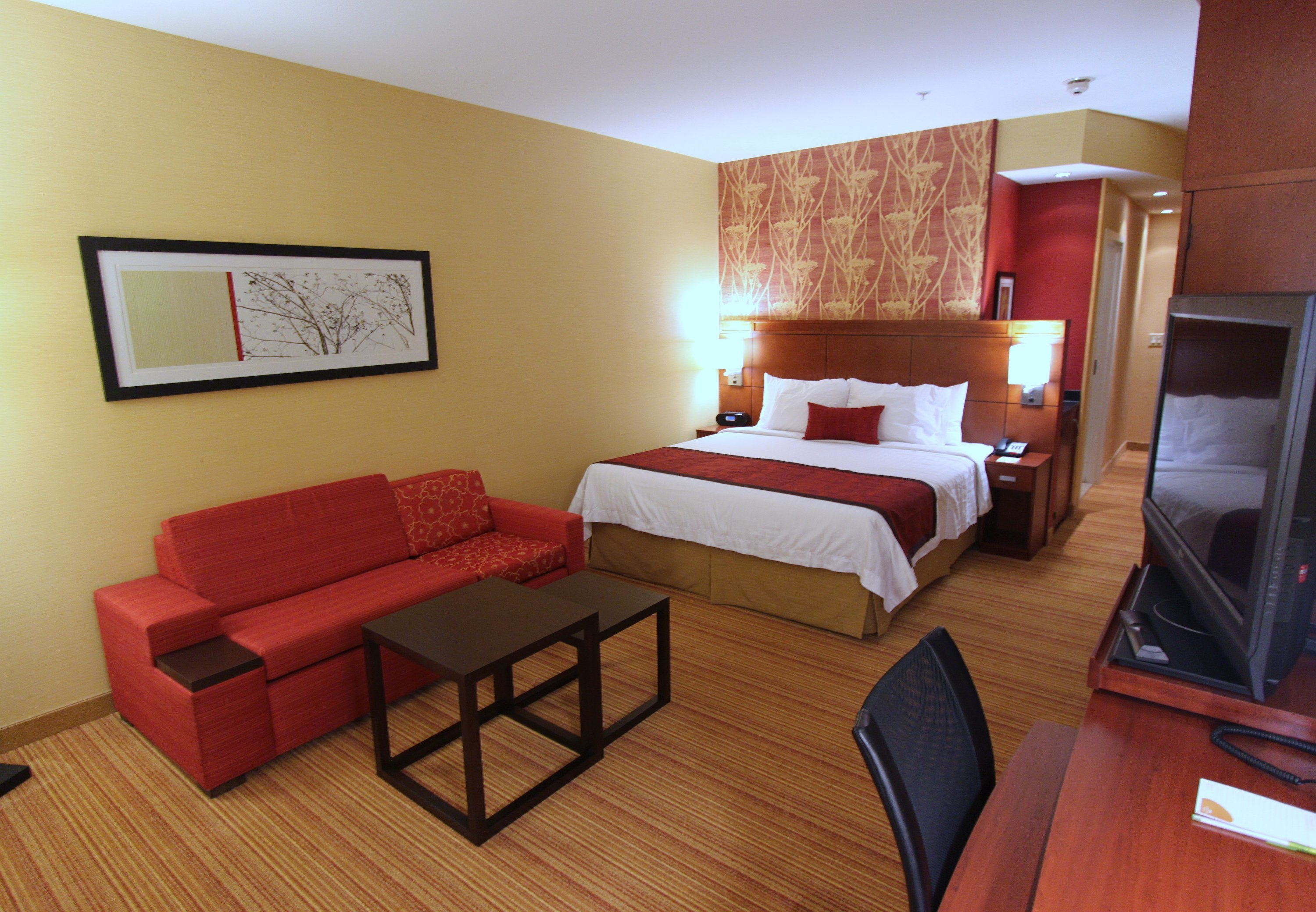 Courtyard by Marriott Fort Worth West at Cityview image 6