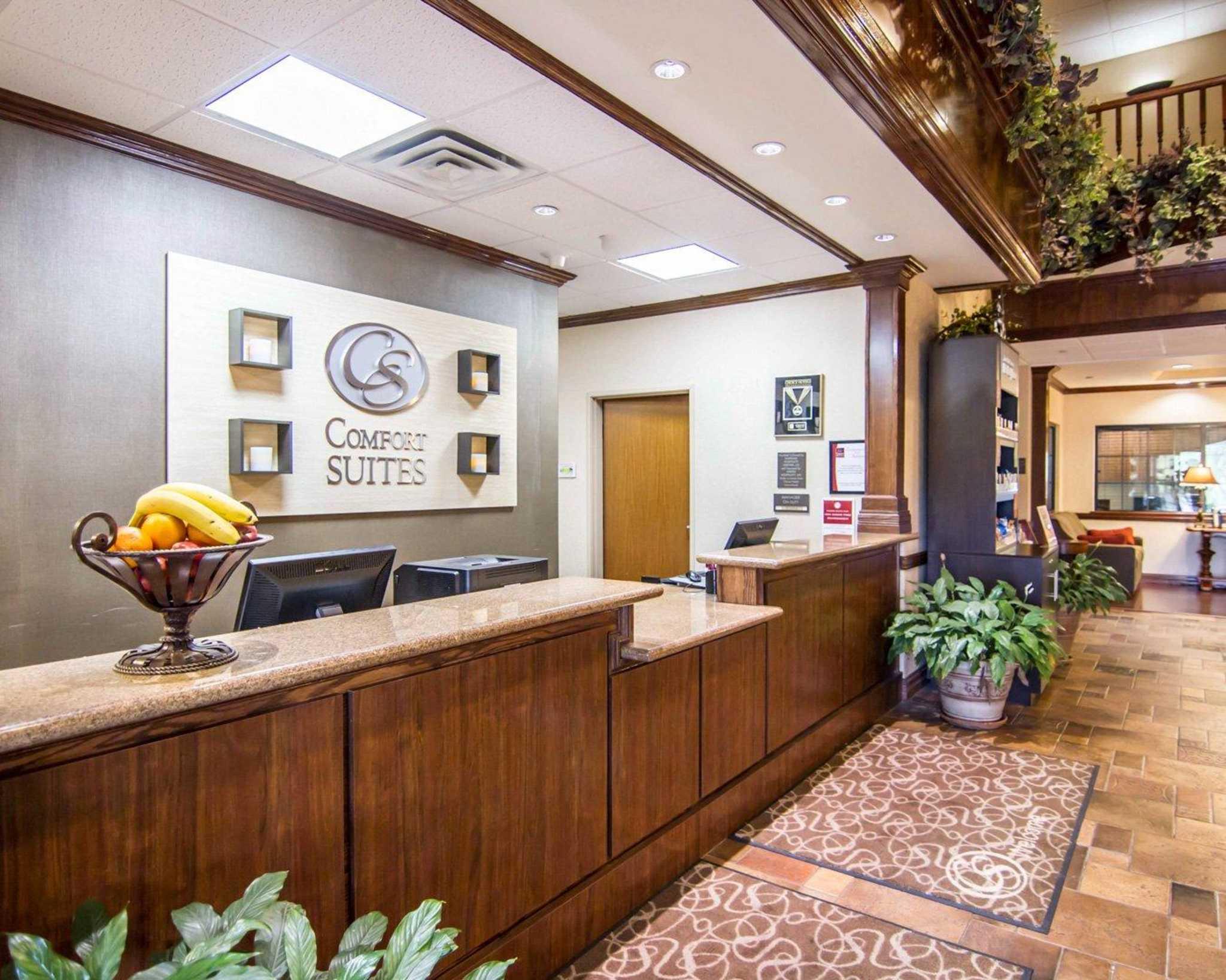 Comfort Suites Marshall image 9