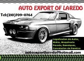 Auto Export of Laredo image 0