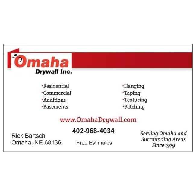 Omaha Drywall Inc