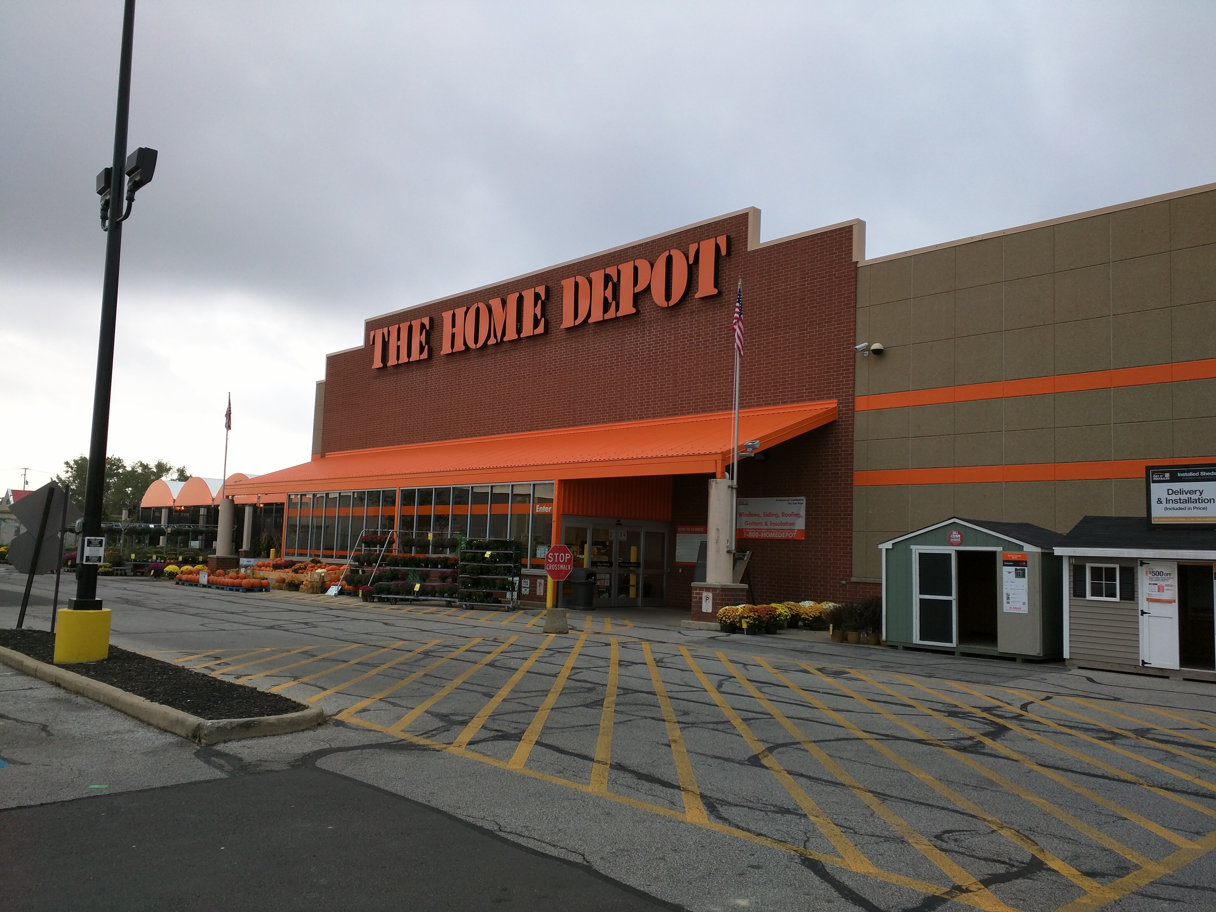 The Home Depot Berea Rd Cleveland OH Home Depot MapQuest