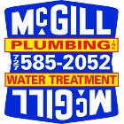 McGill Plumbing & Water Treatment, Inc.