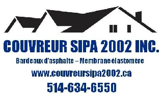 Couvreur Sipa 2002 Inc