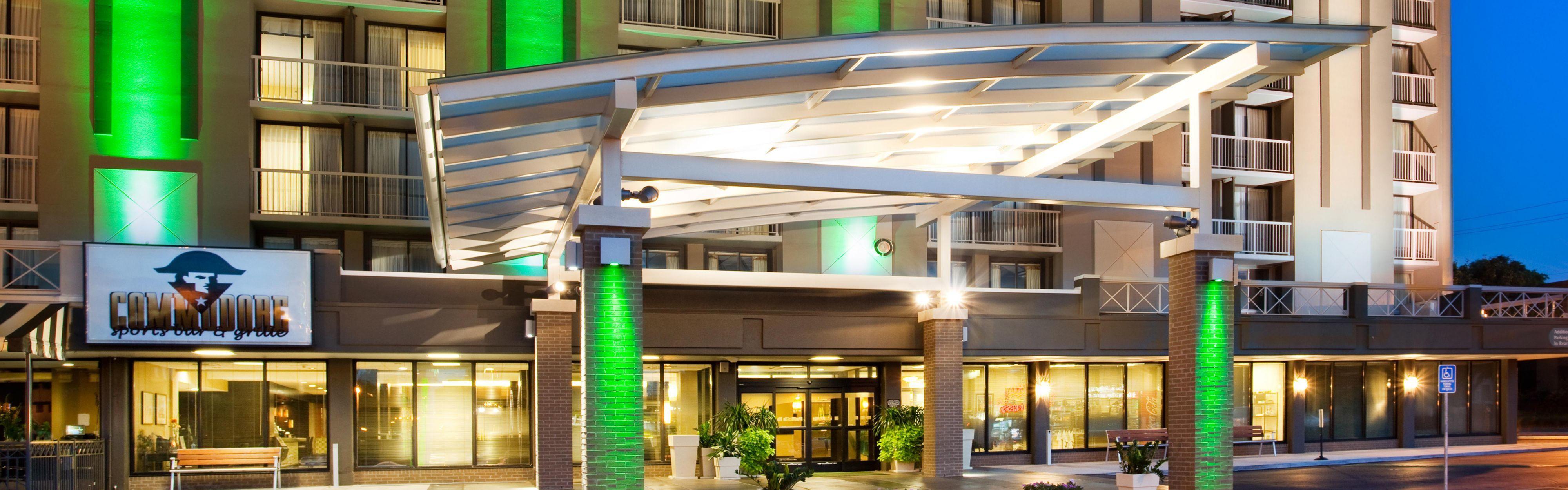 Holiday Inn Nashville-Vanderbilt (Dwtn) image 0