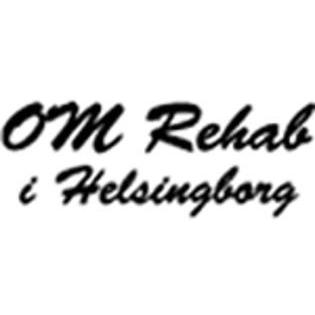 OM Rehab i Helsingborg AB logo