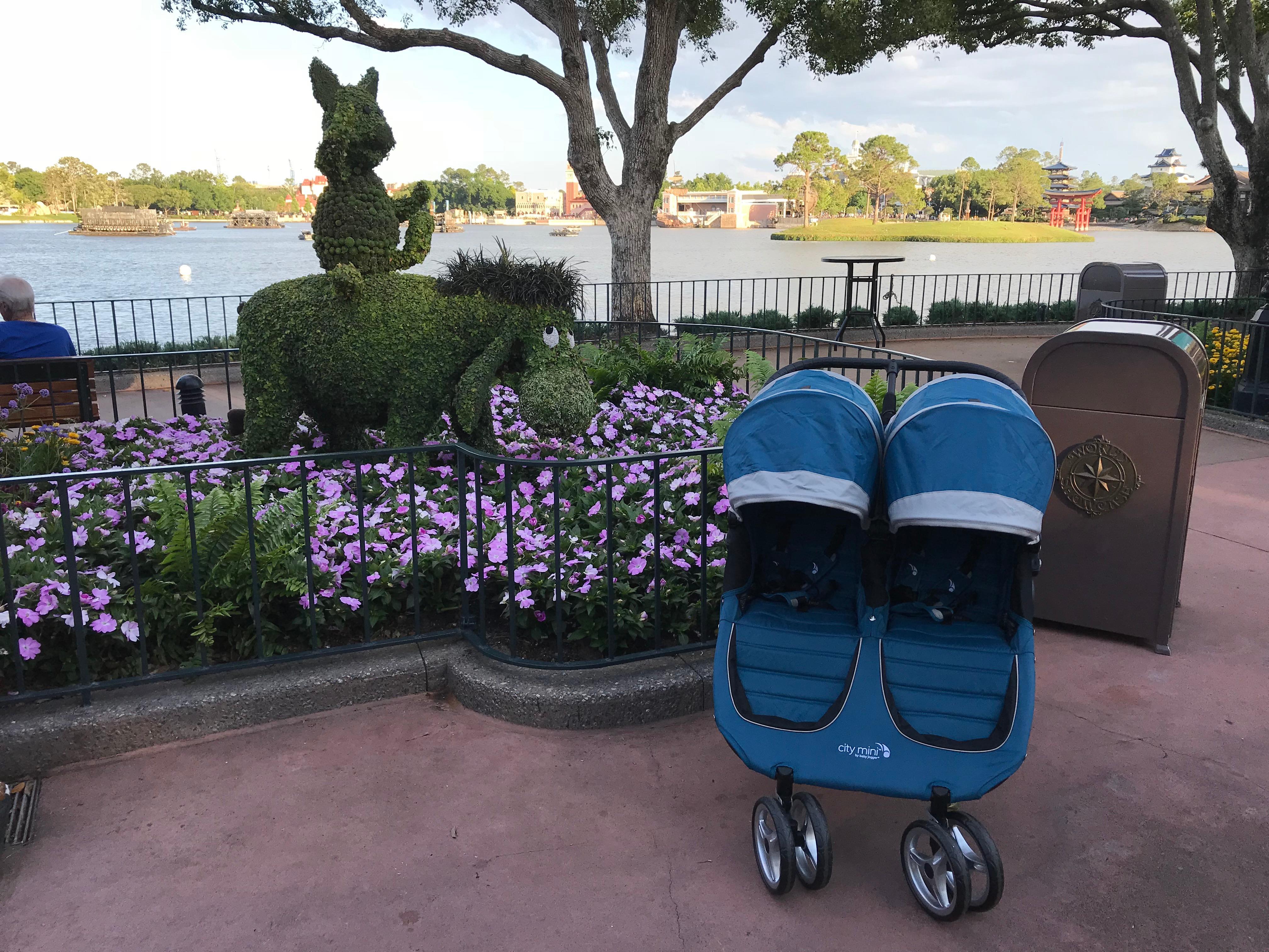 Stroller Rentals Disney image 52