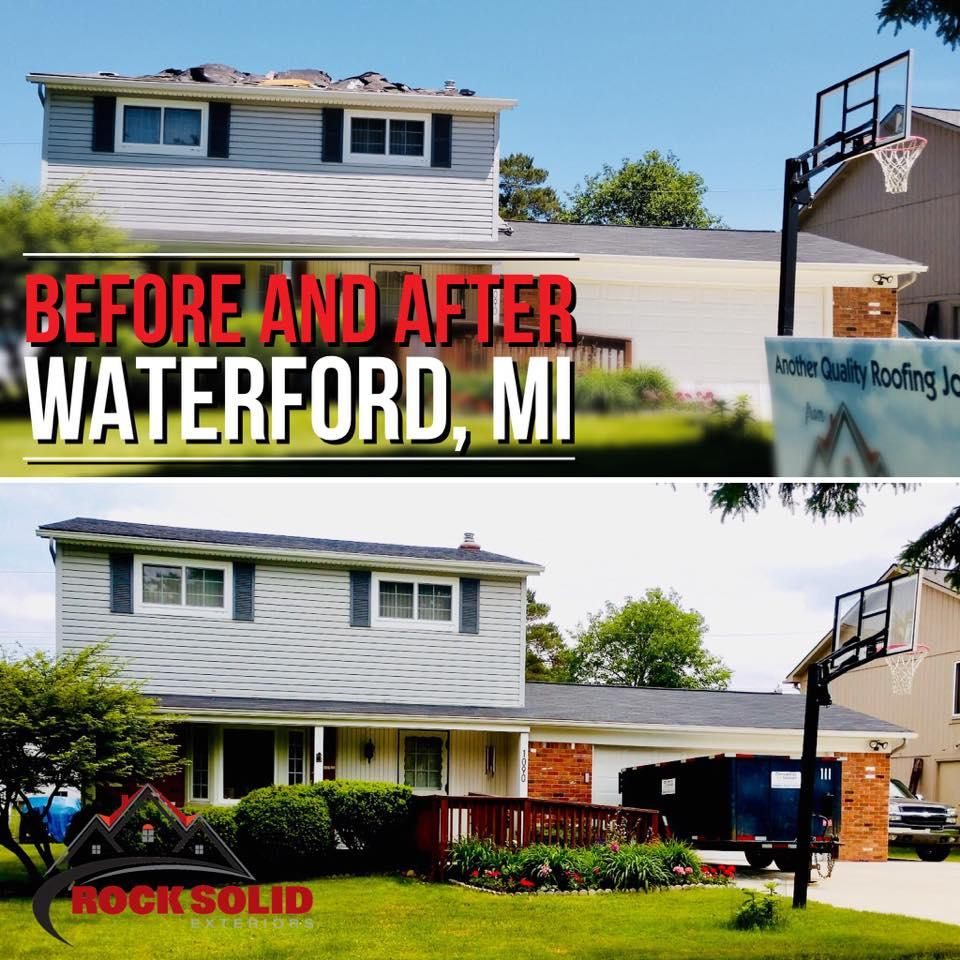 Rock Solid Exteriors - Roofers and Siding Contractors image 56