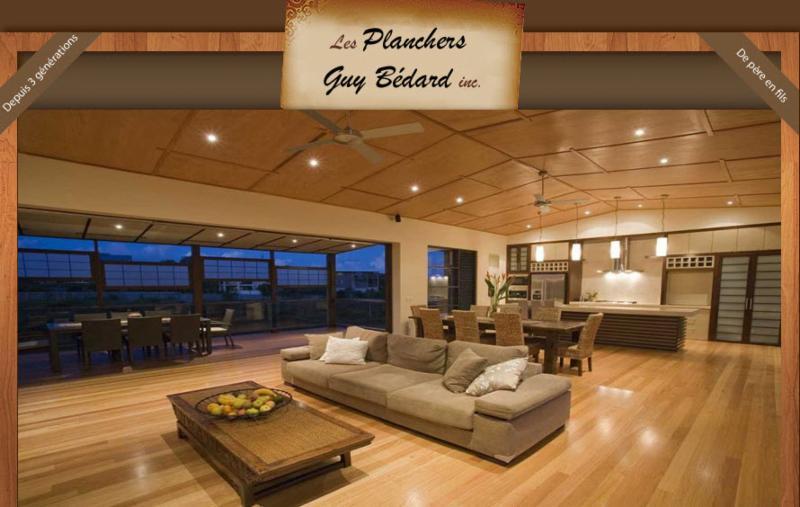 Planchers Guy Bedard Et Fils Inc à Montréal