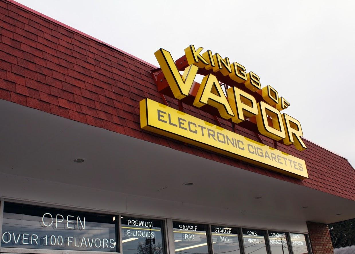 Kings of Vapor image 0