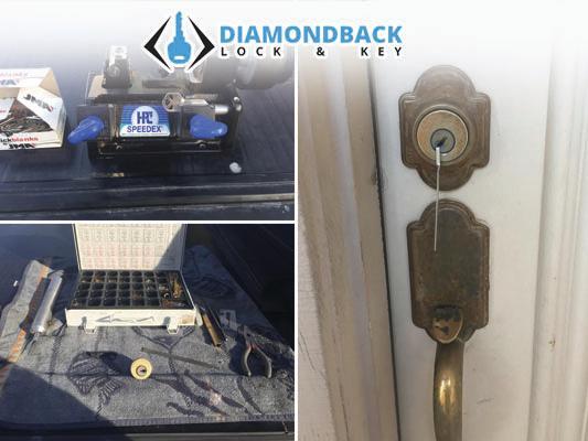 Diamondback Lock and Key image 17