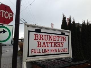 Brunette Battery New & Used in New Westminster