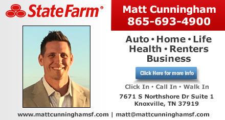 Matt Cunningham - State Farm Insurance Agent image 0
