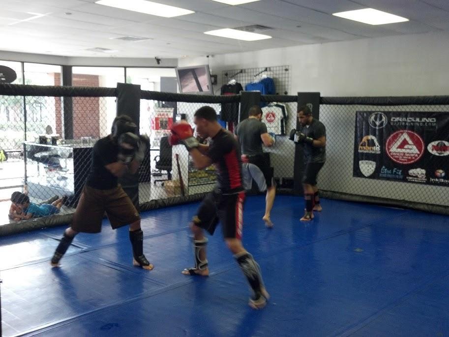 Gracie Barra Texas Brazilian Jiu-Jitsu image 2