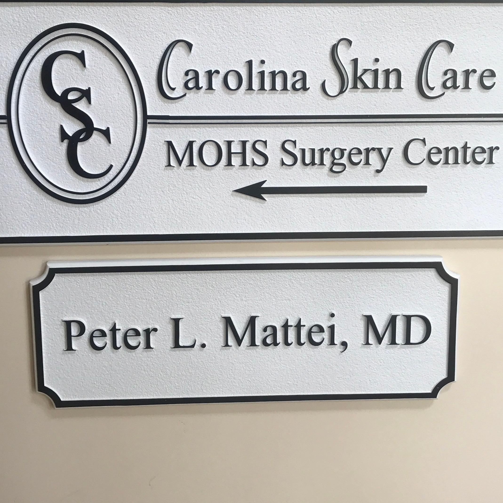 CSC Mohs Surgery & Cutaneous Oncology; Peter L. Mattei, MD, FAAD