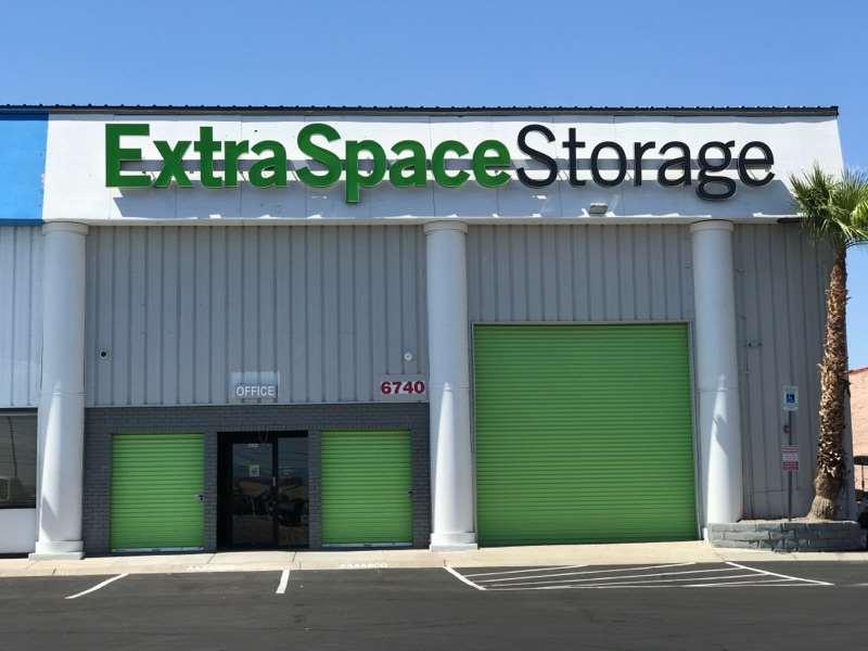 extra space storage las vegas nv business page. Black Bedroom Furniture Sets. Home Design Ideas
