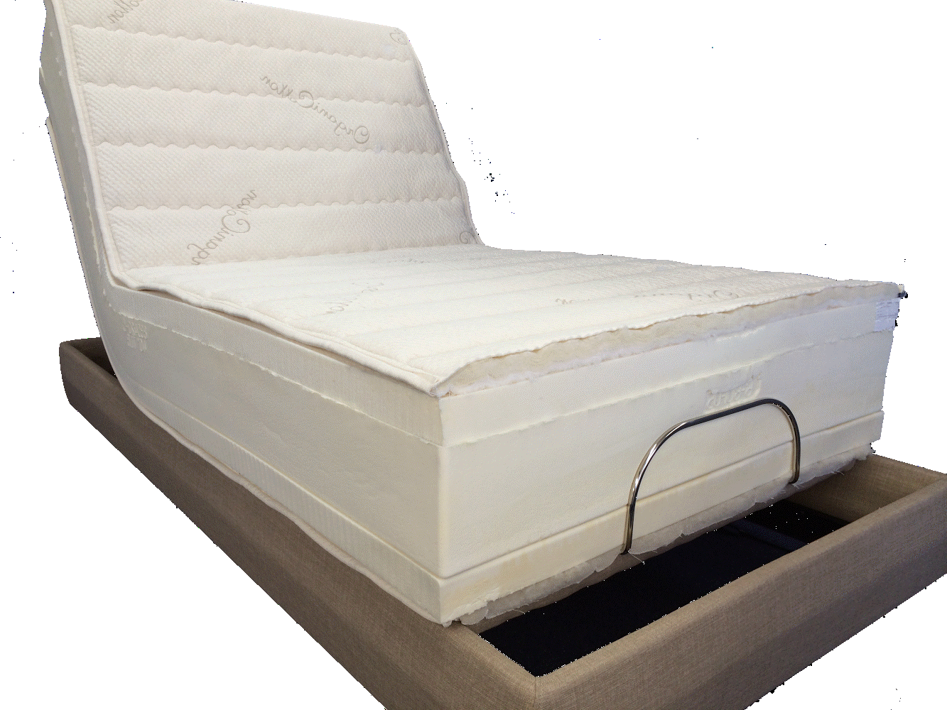 Anaheim latex foam natural bed costa mesa natural organic cotton wool huntington beach mattresses