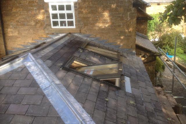 Construction Repair And Arrangement Roofing In Hinckley