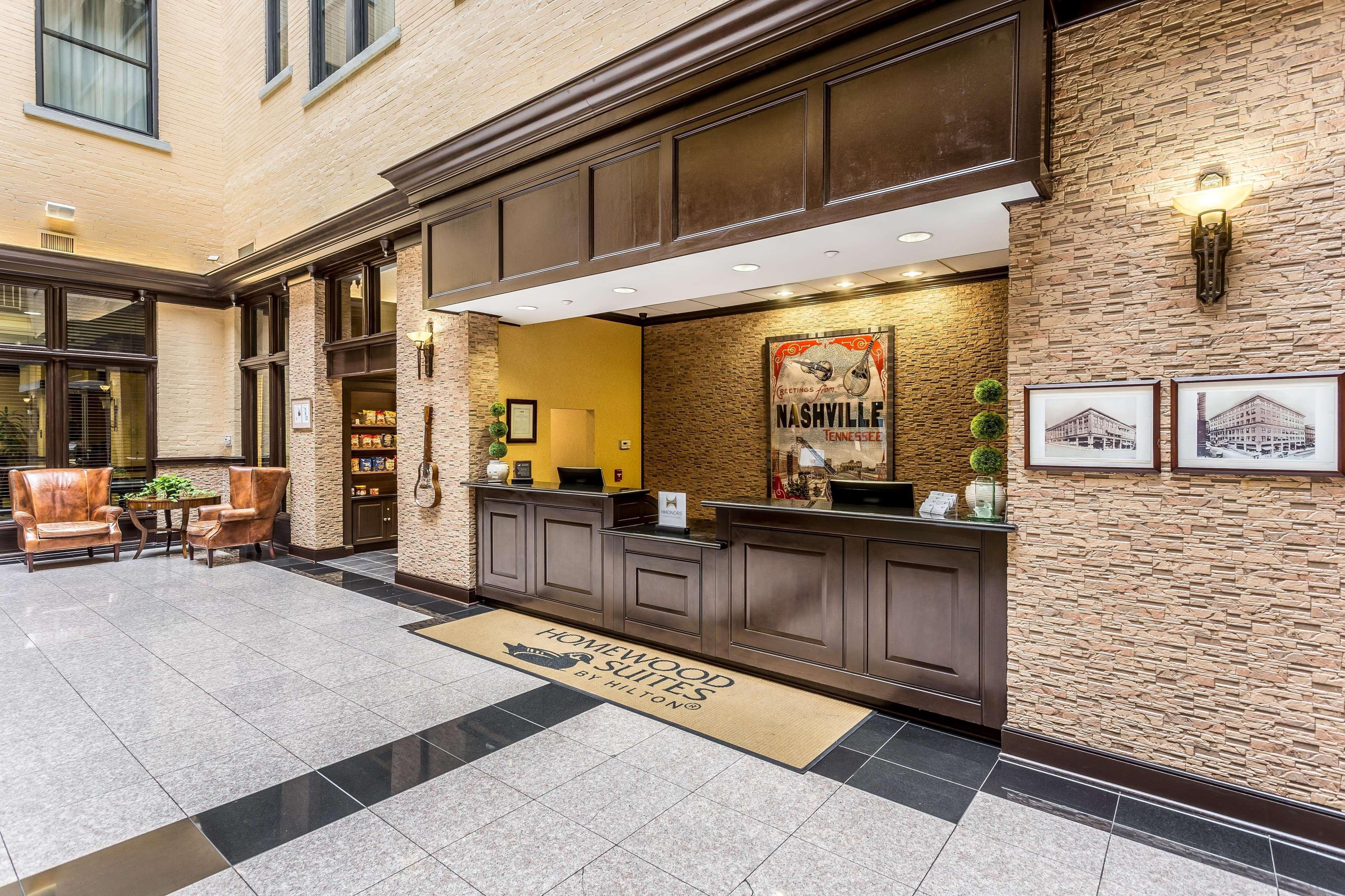 Homewood Suites by Hilton Nashville-Downtown image 1