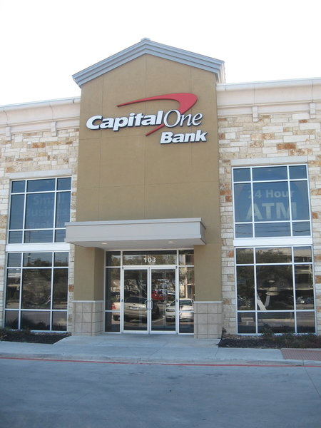 Capital One Bank In San Antonio Tx 78212 Citysearch