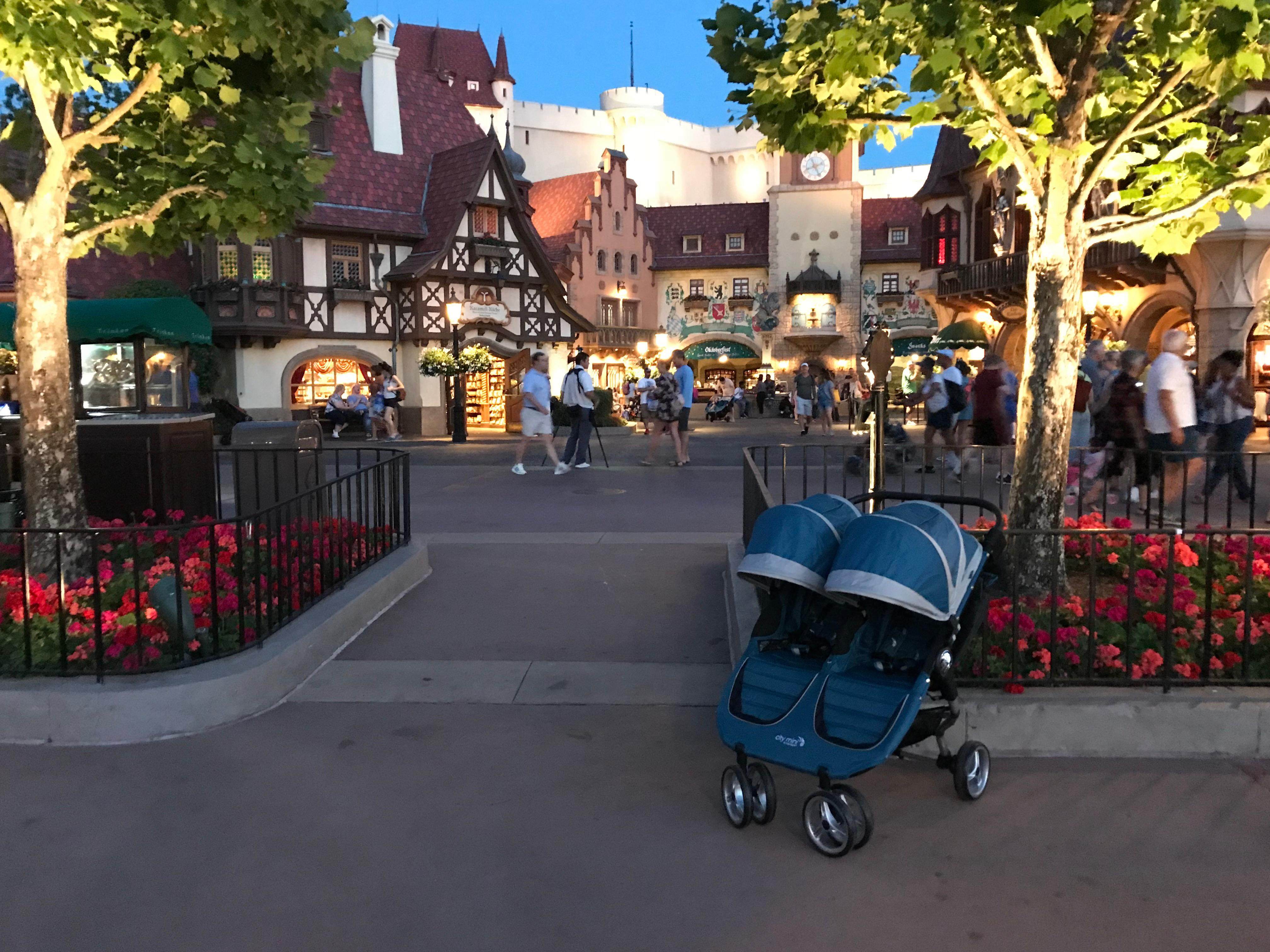 Stroller Rentals Disney image 43