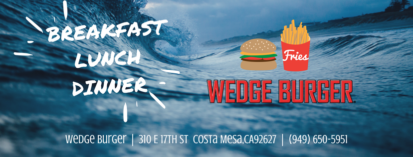 Wedge Burger image 2