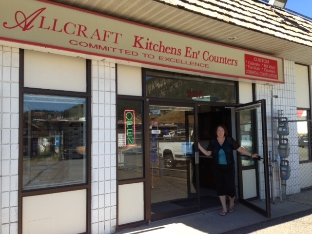 Allcraft Kitchens En' Counters in Williams Lake