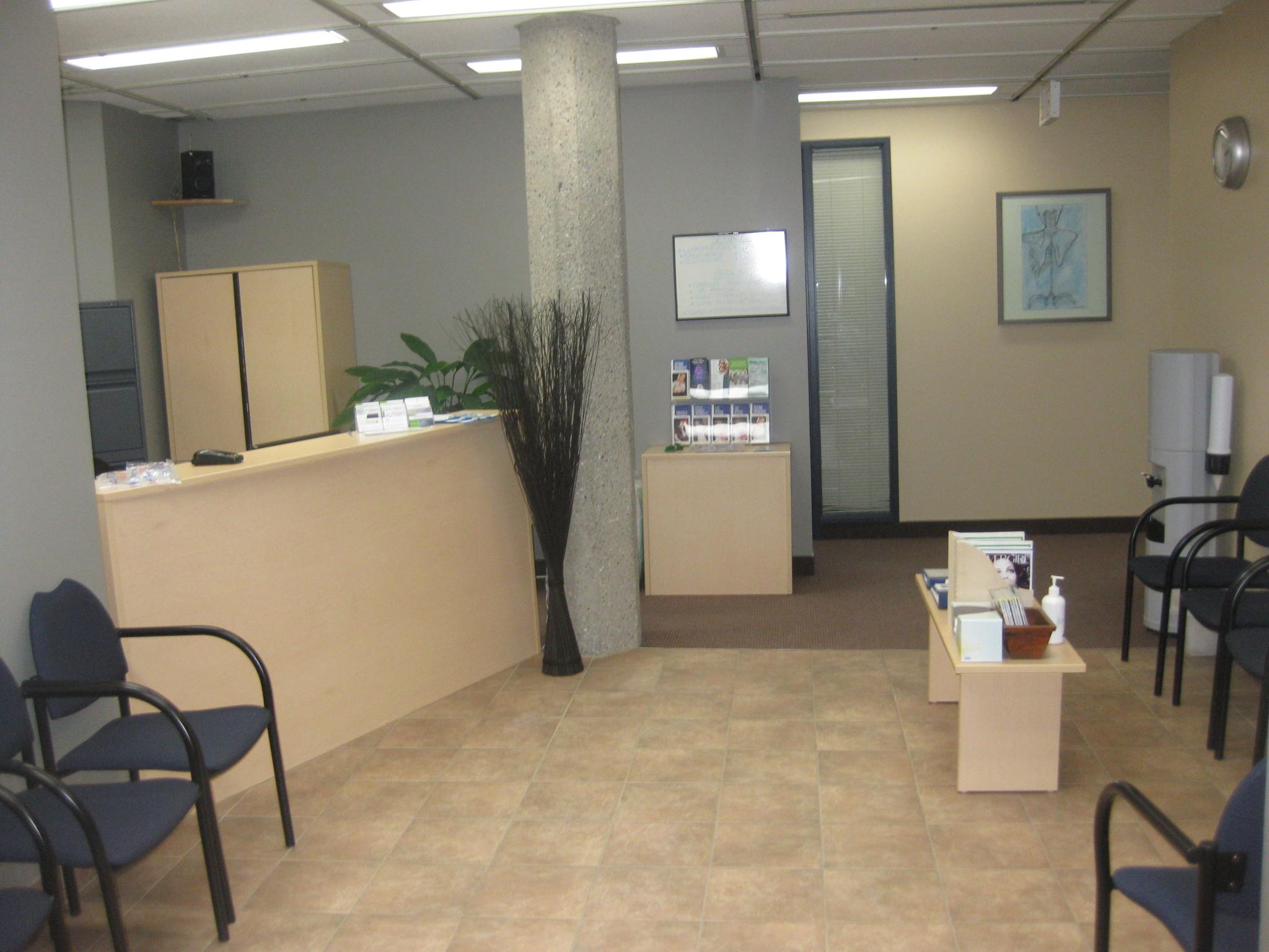 Centre Chiropratique Familial Chemin Ste-Foy à Québec