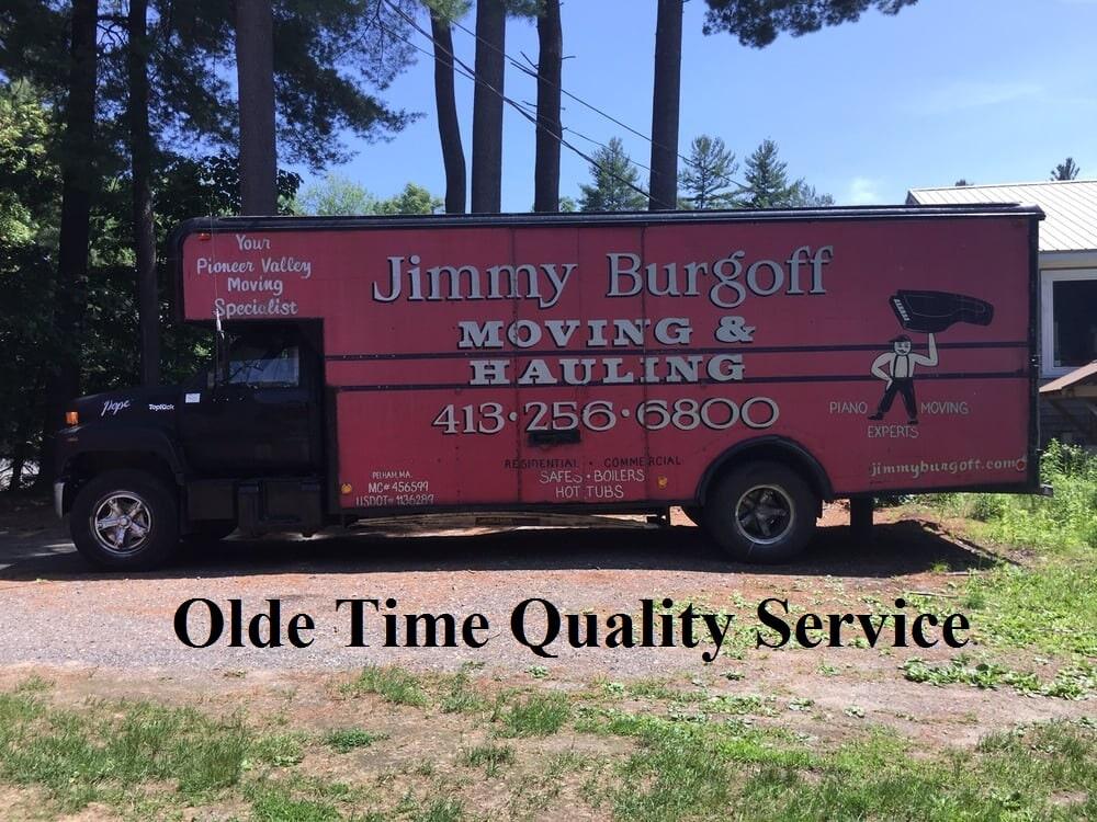 Jimmy Burgoff Moving & Hauling image 5