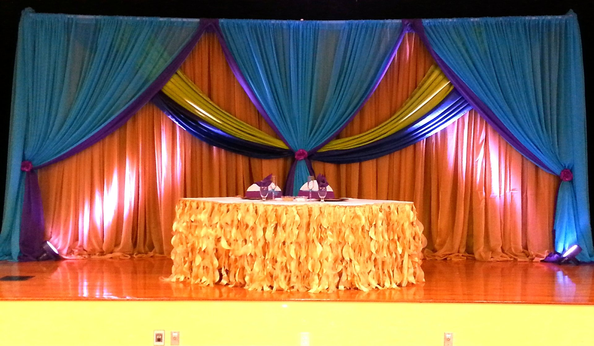 MLG Event Draping and Designs image 3