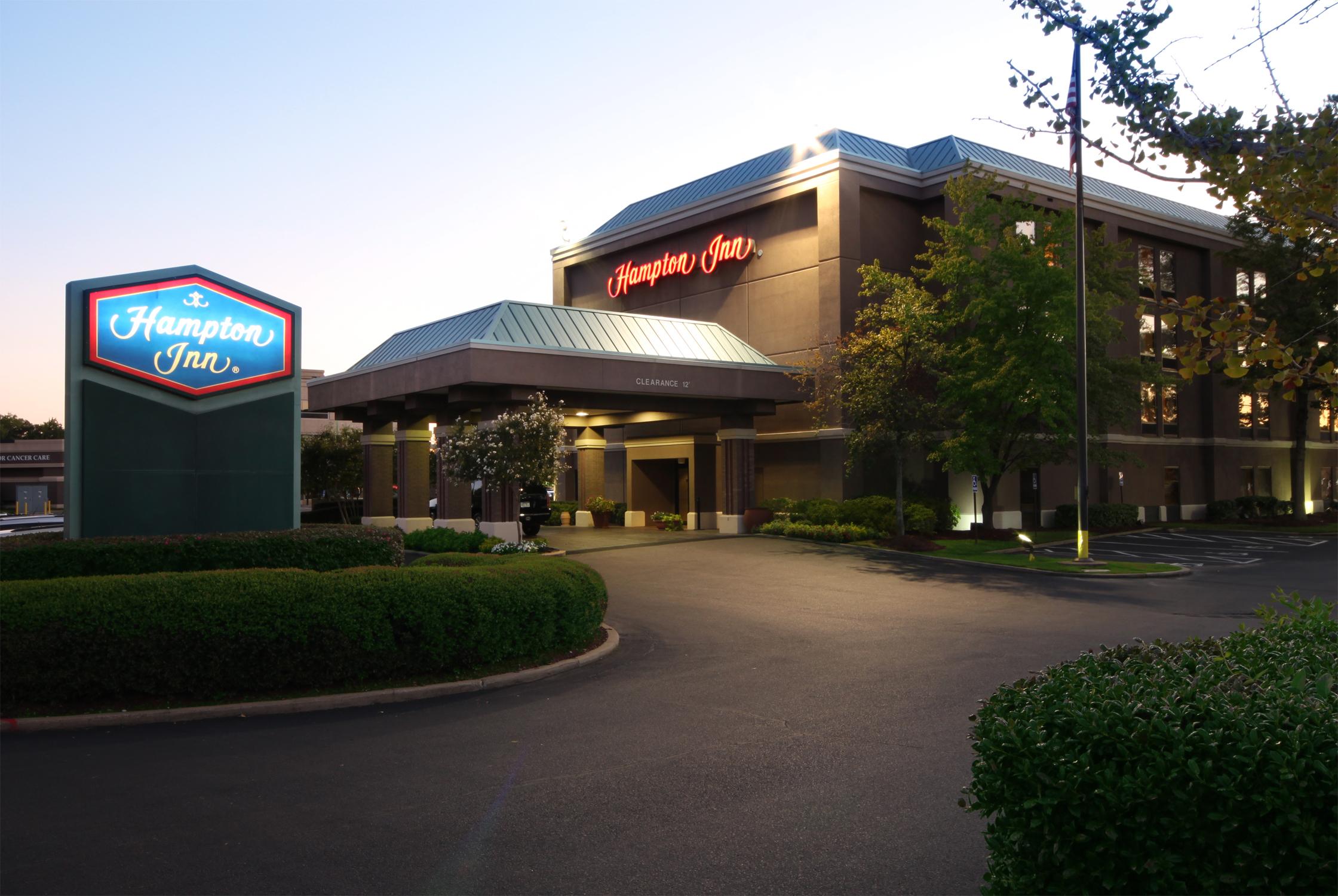 Hampton Inn Memphis-Walnut Grove/Baptist Hospital East image 0