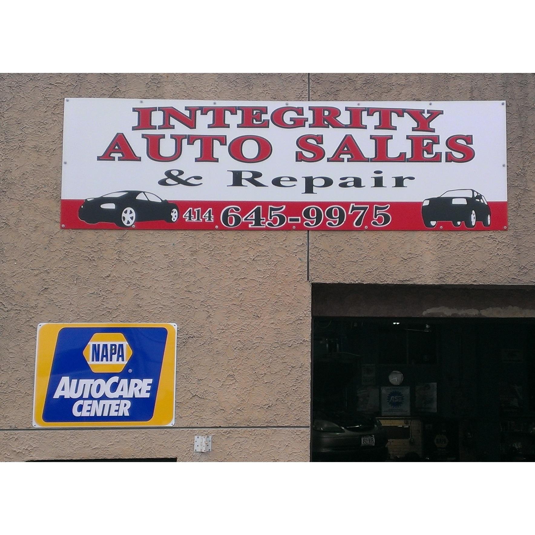 Auto Repair in WI Milwaukee 53204 Integrity Auto Sales & Repair 111 E. Mineral St.  (414)645-9975