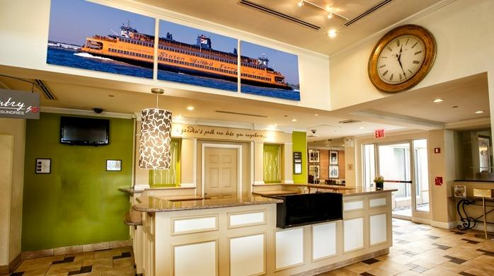 Hilton Garden Inn New York Staten Island In Staten Island Ny 10314 Citysearch