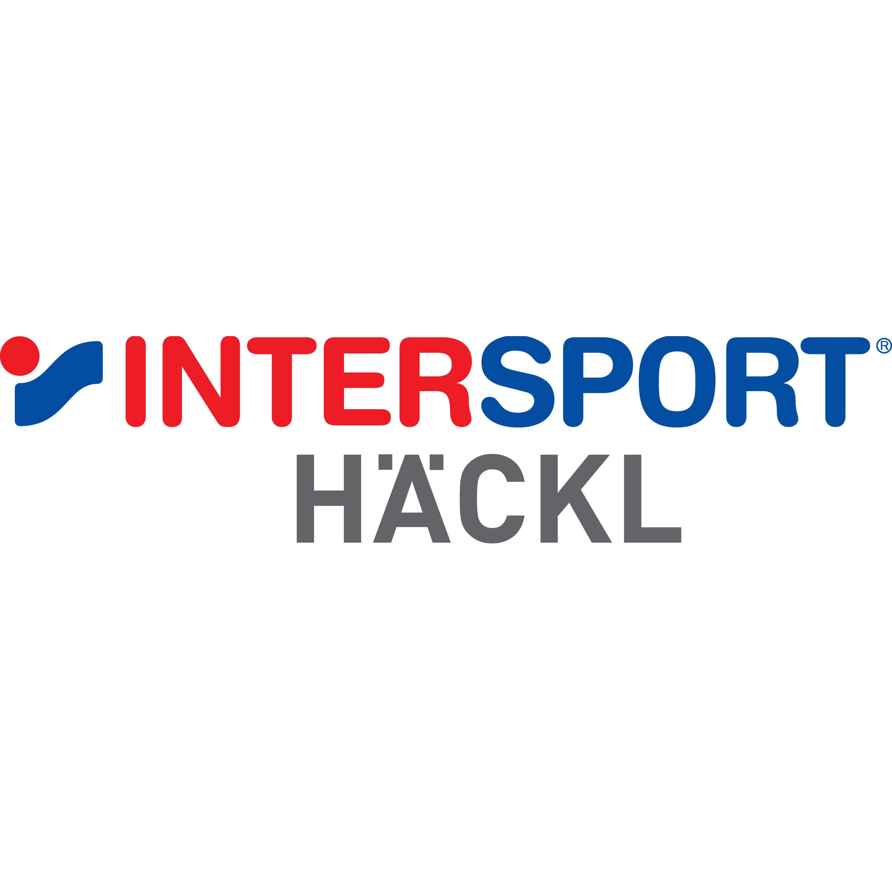Logo von Intersport Häckl