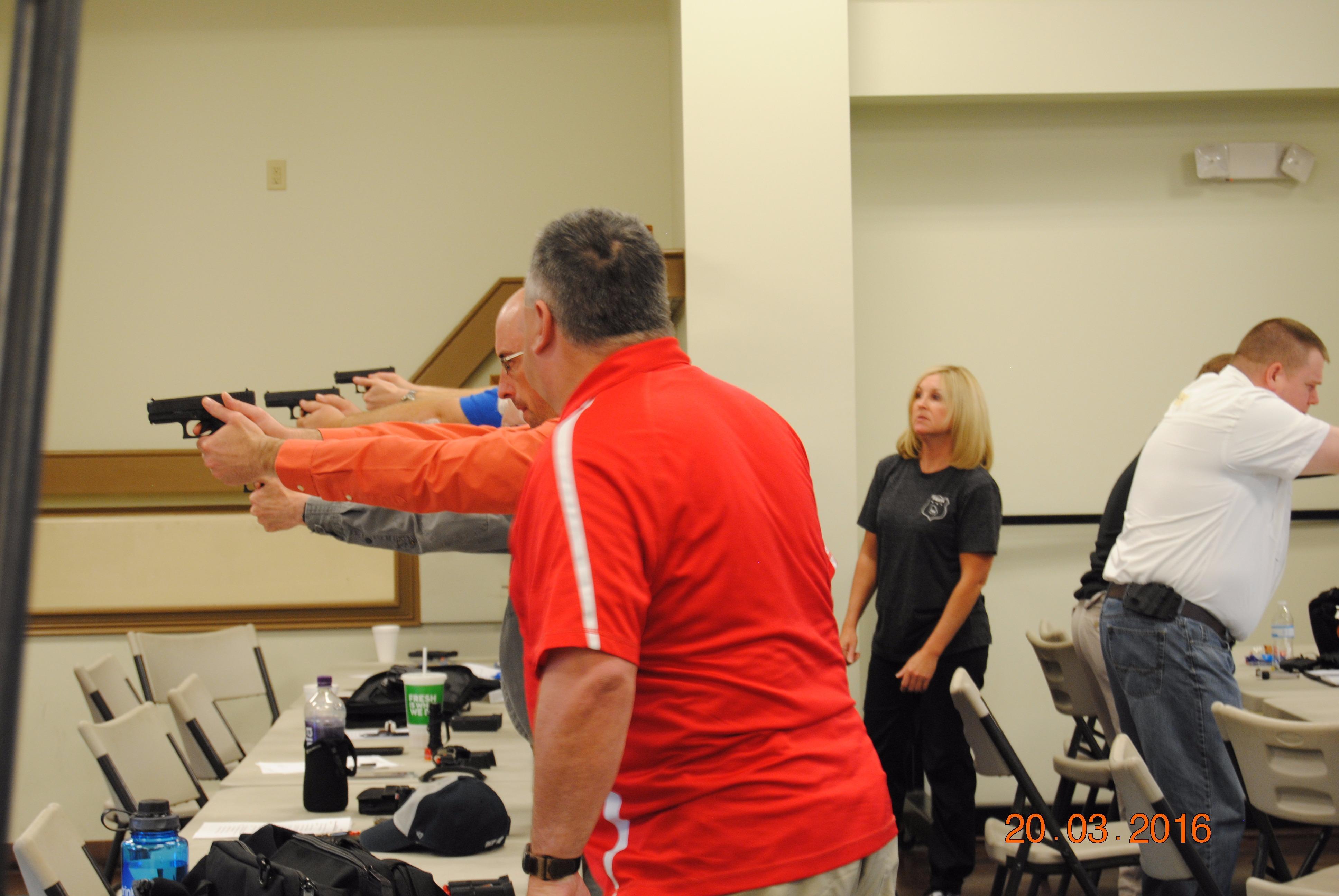 Georgia Firearms And Security Training Academy (GAFASTA) image 1