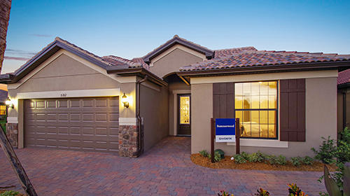 Lakes at Waterway Village by DiVosta Homes image 0