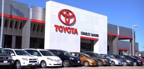 charles maund toyota in austin tx 78758 citysearch. Black Bedroom Furniture Sets. Home Design Ideas