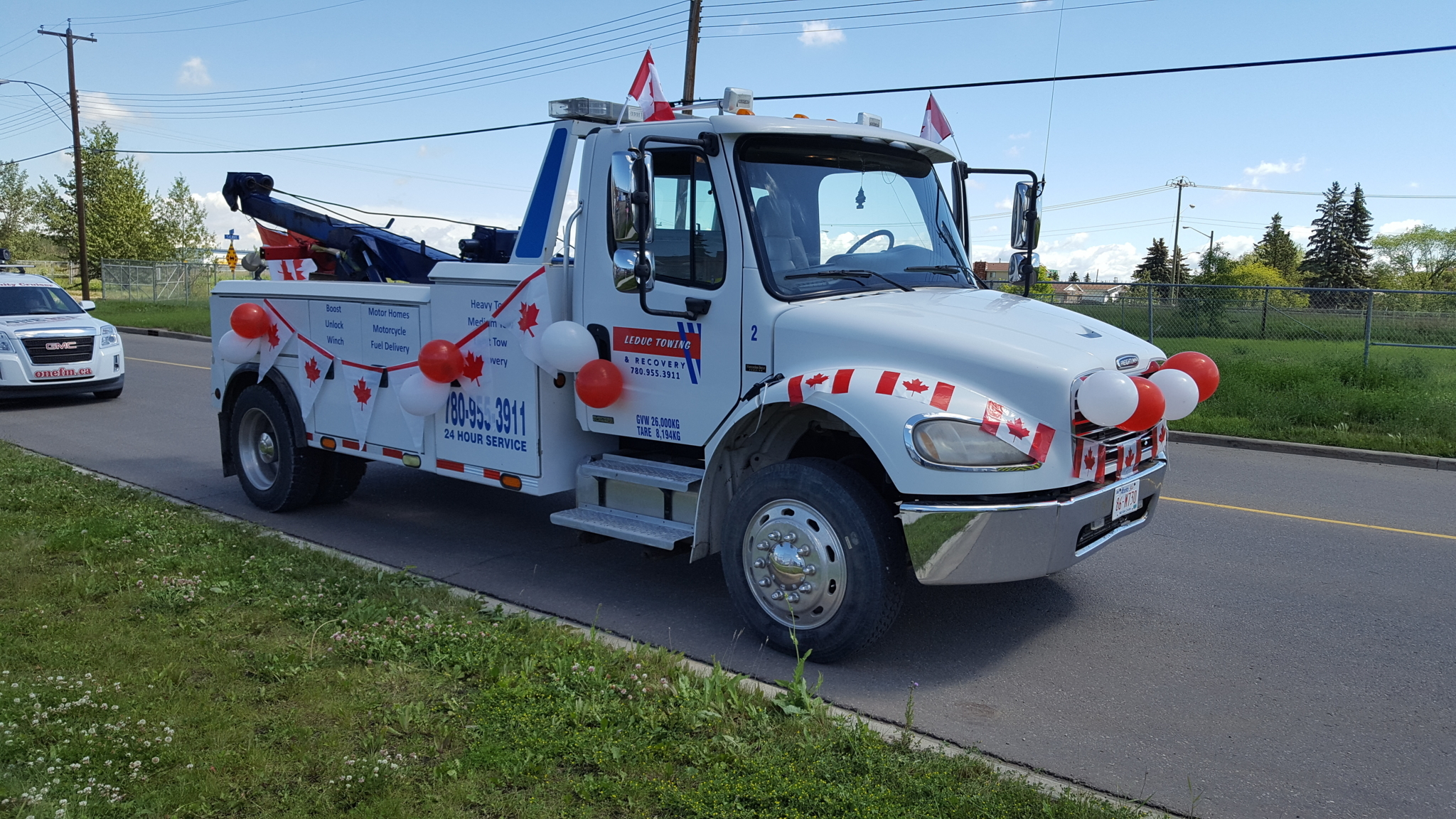 Leduc Towing & Recovery