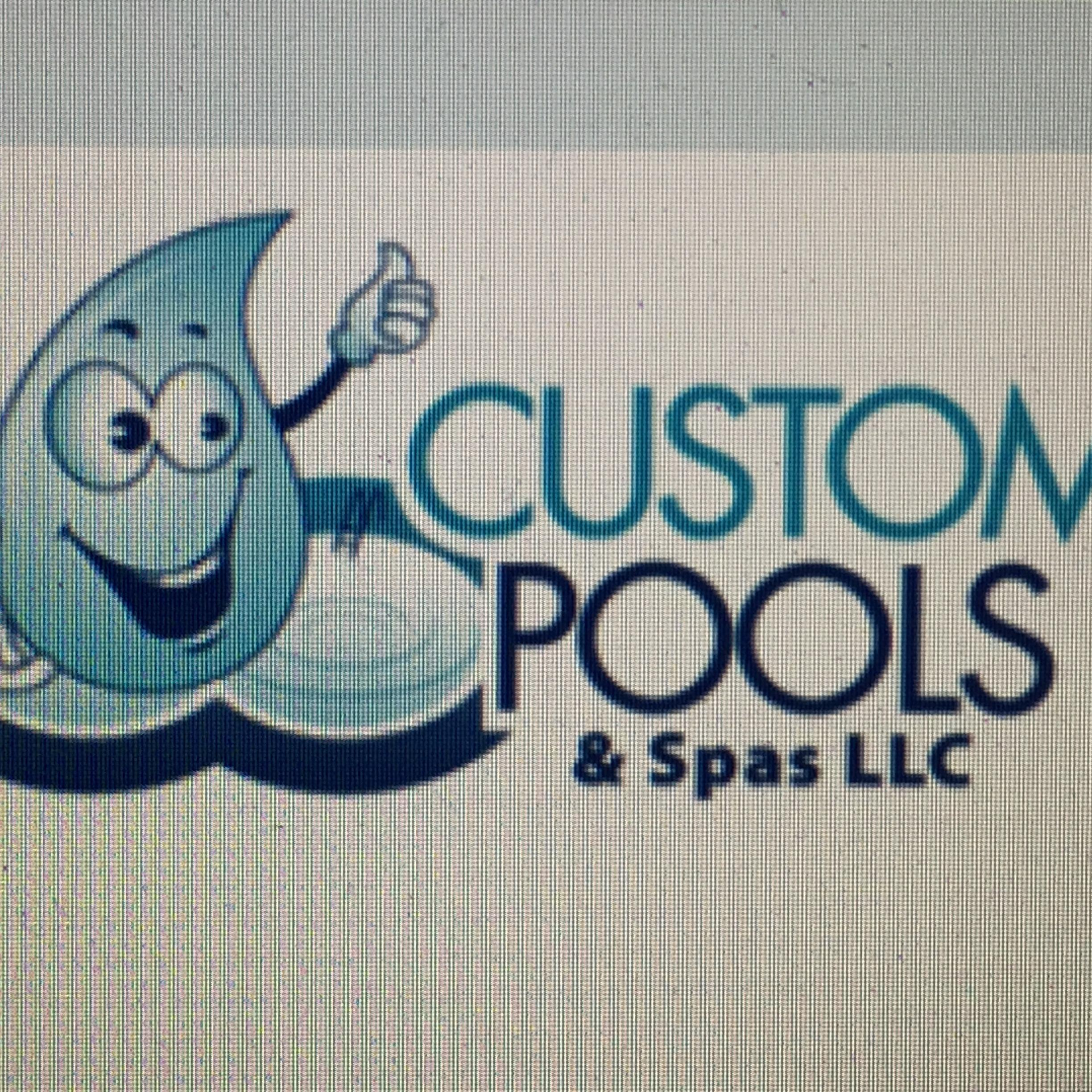 Custom Pools & Spa
