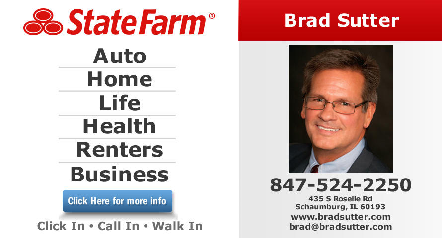 Brad Sutter - State Farm Insurance Agent image 0