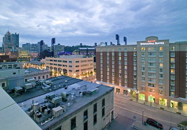 SpringHill Suites by Marriott Pittsburgh North Shore image 9
