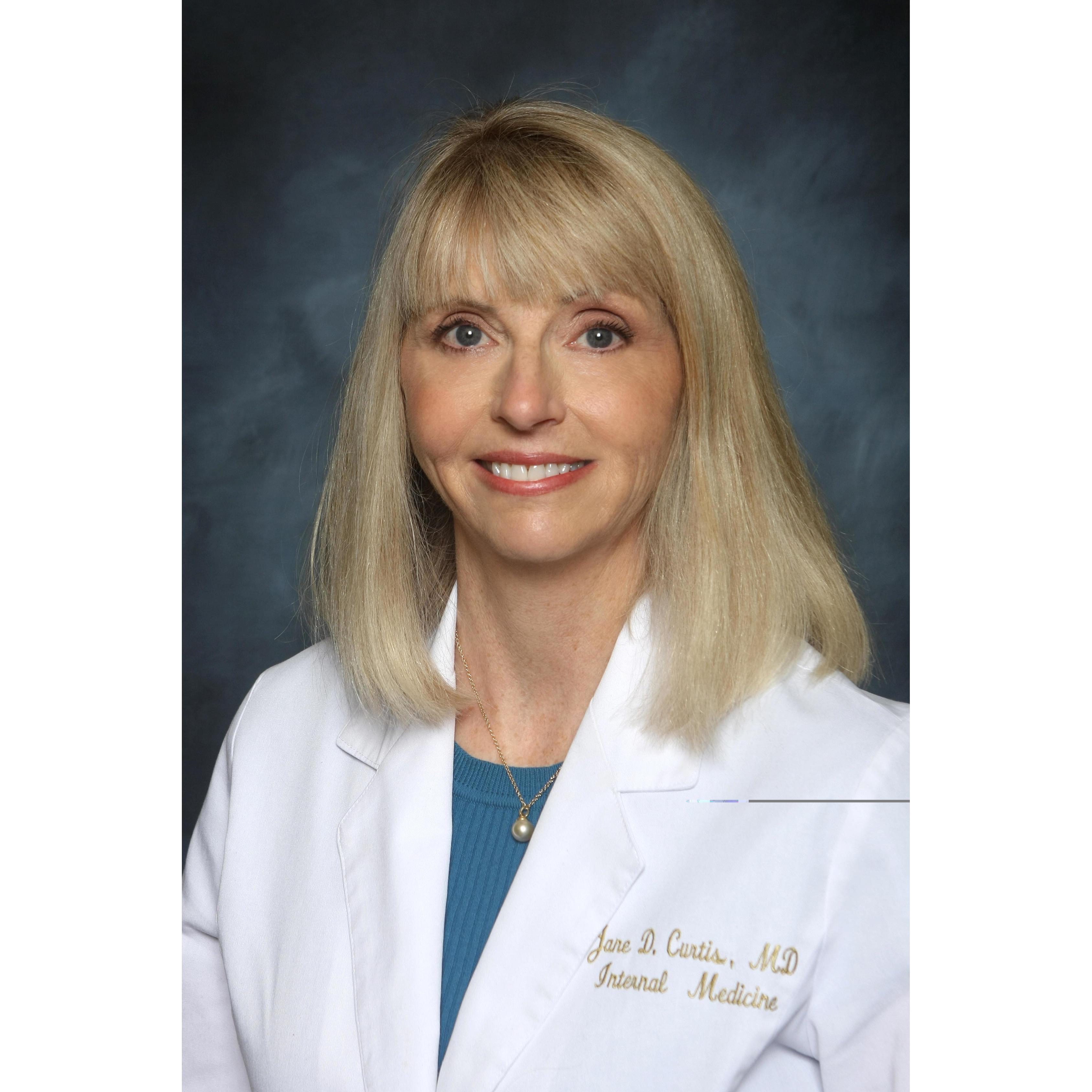 Jane Curtis, MD