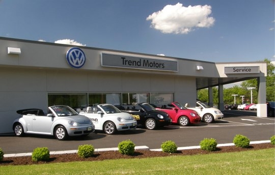 trend motors volkswagen in rockaway nj 07866 citysearch