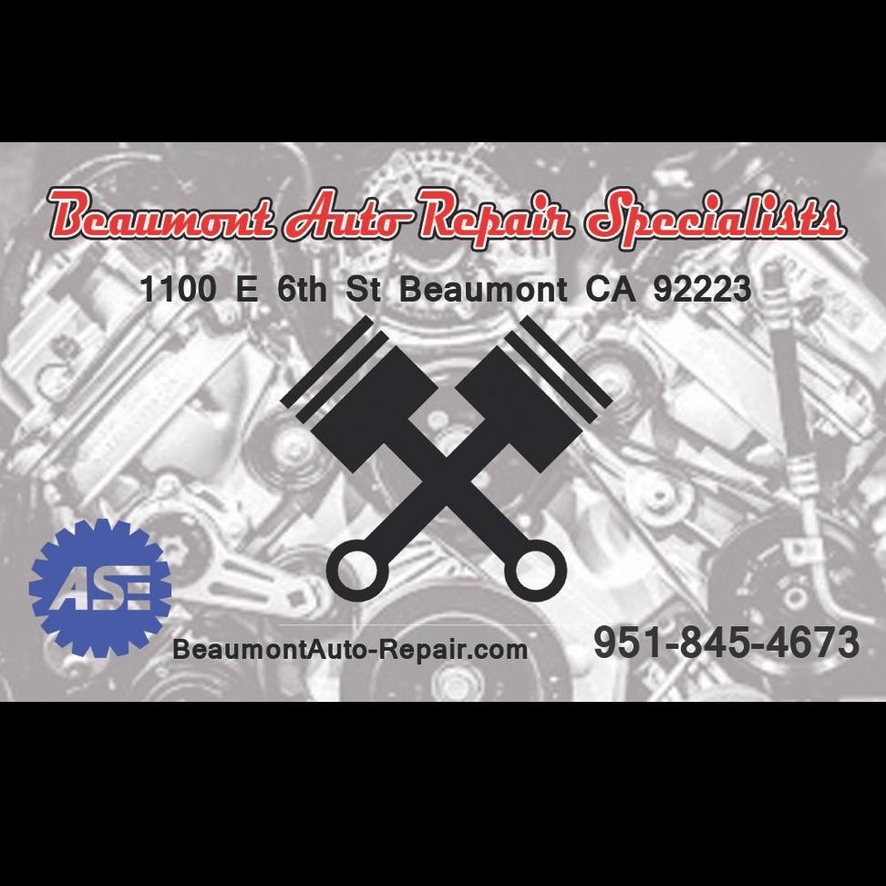 Beaumont Auto Repair Specialist