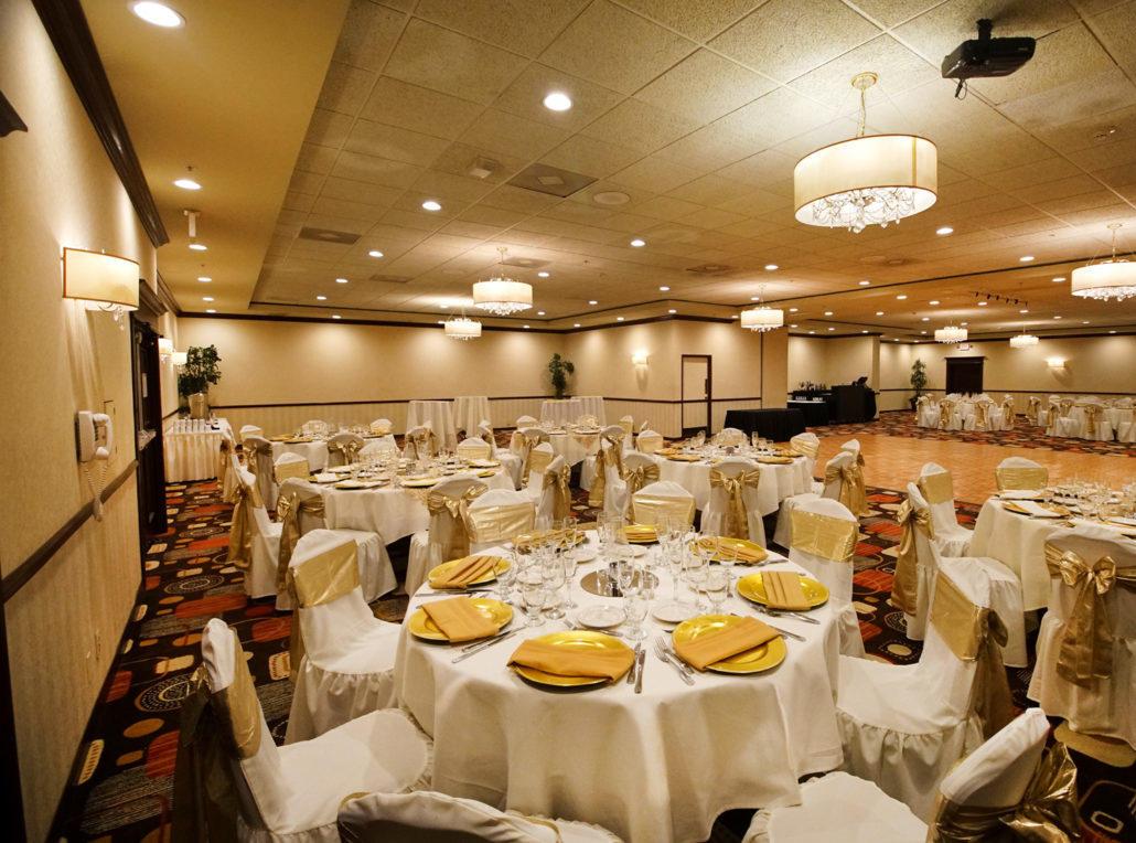 The Hotel Fullerton - Ballroom
