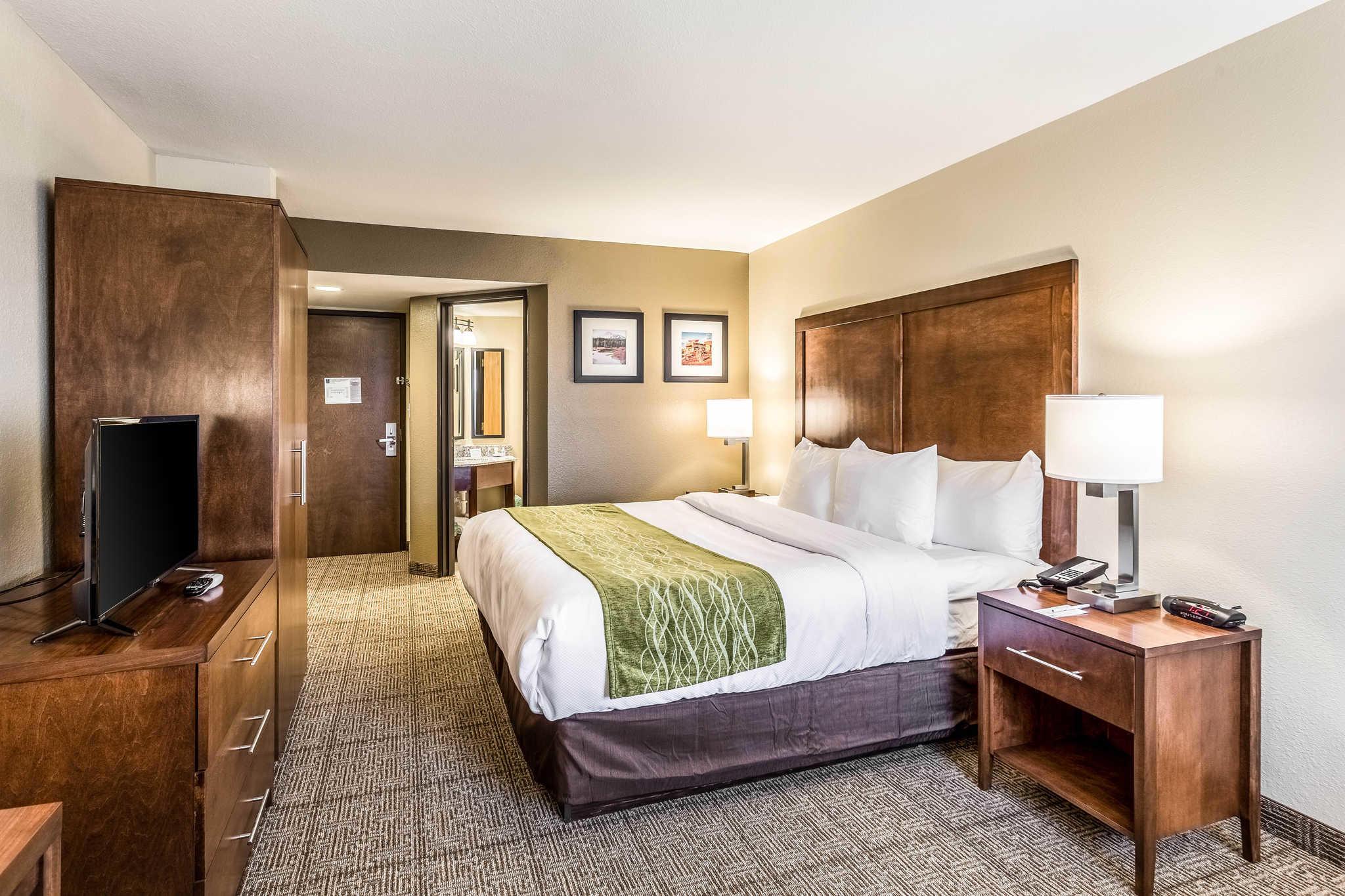 Comfort Inn & Suites Albuquerque Downtown image 11