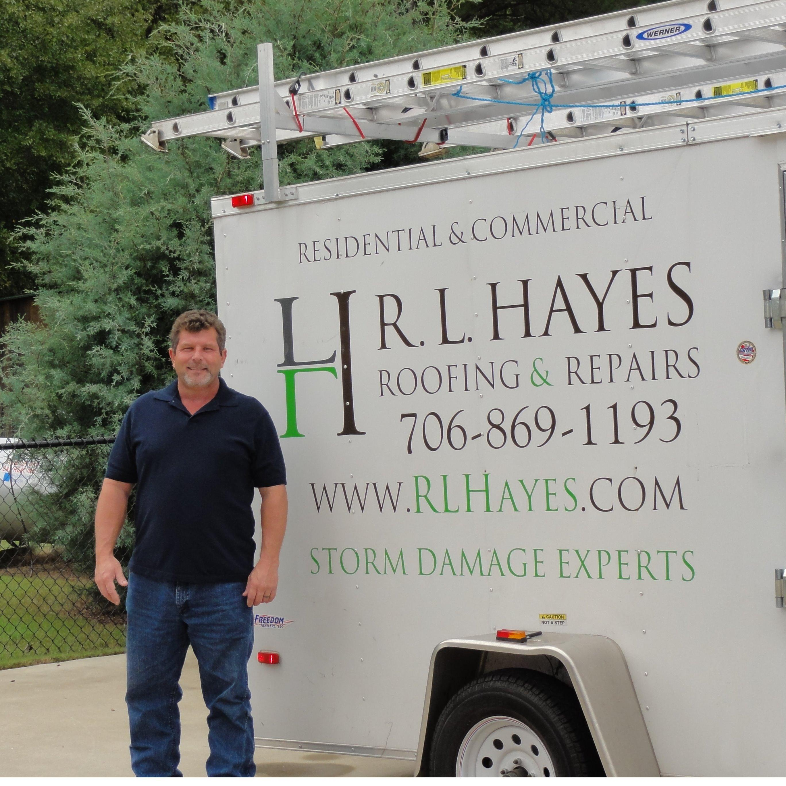 R L Hayes Roofing & Repairs LLC. image 8