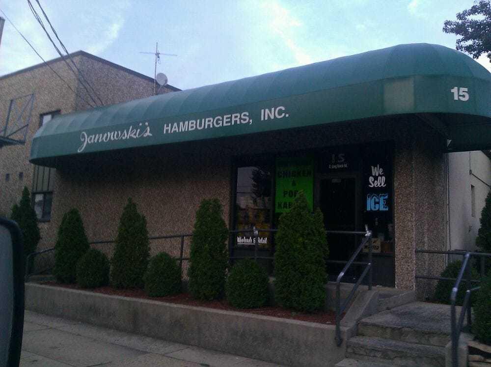 Janowski's Hamburgers Inc image 1