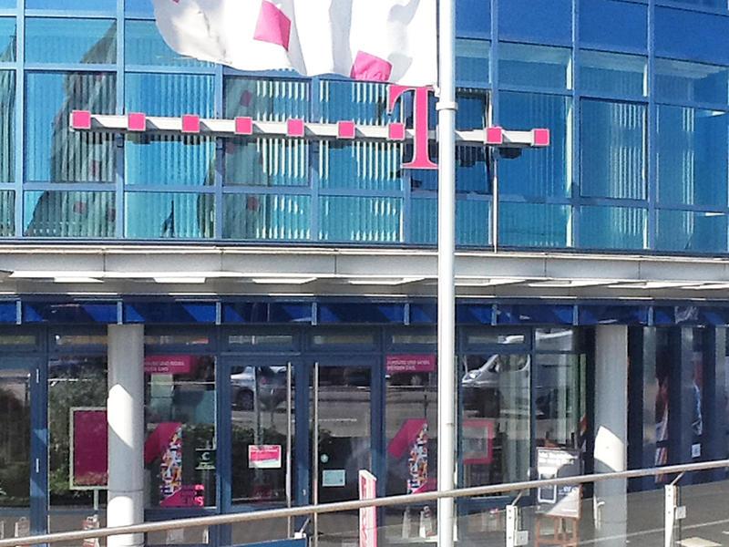 Telekom Shop, Munzinger Str. 1 in Freiburg