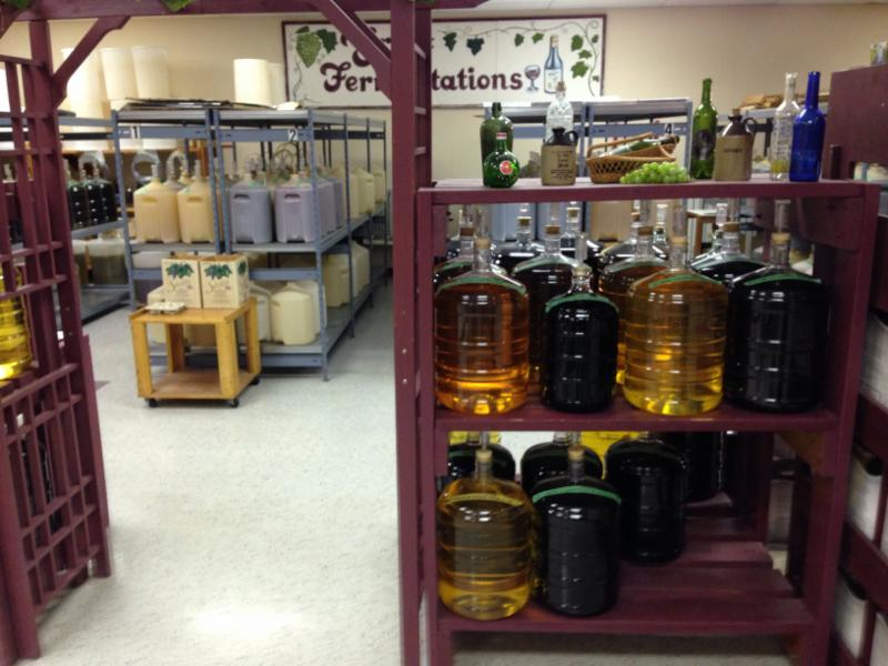 Great Fermentations in Duncan