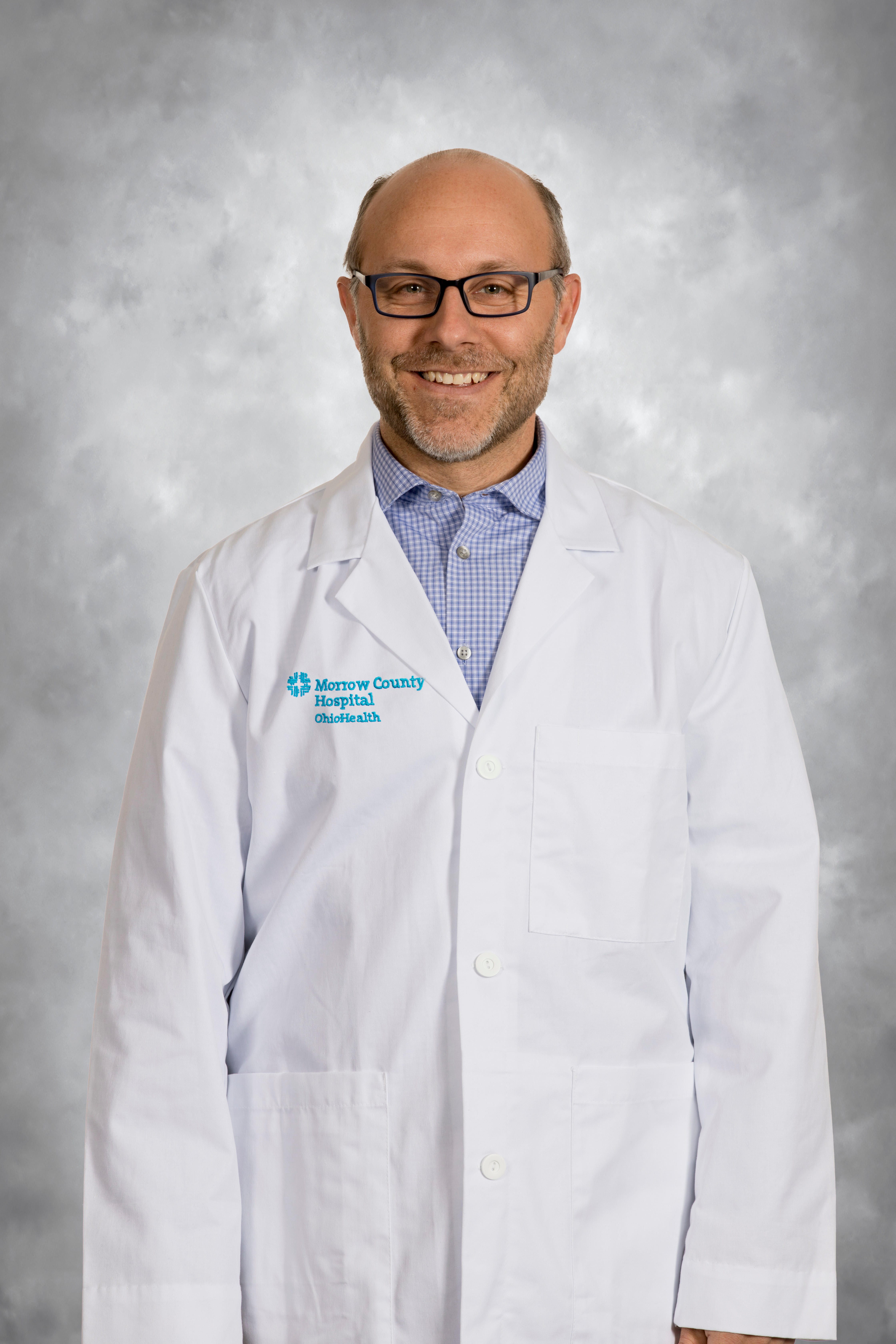 Matthew A. Hintz, MD - MCH Primary Care Cardington image 0